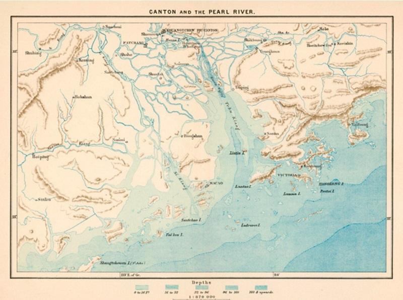 Морская торговля Китая
