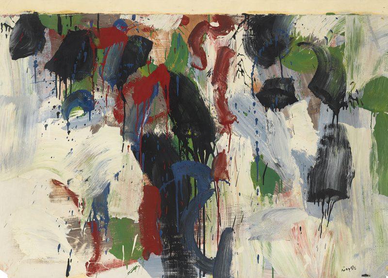 Жан-Поль Риопель, Без имени, 1961