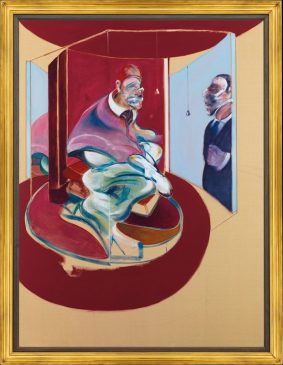 """""""Этюд красного папы"""" (Study of Red Pope), 1962, 2-я версия"""
