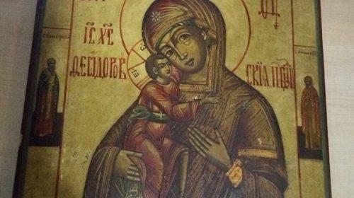Икона Феодоровской Божией Матери