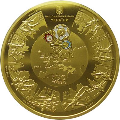 Фінальний турнір чемпіонату Європи з футболу 2012 р.