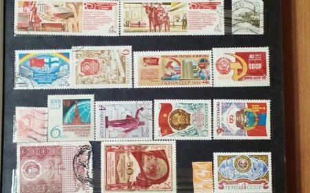 Вьетнамец-филателист пытался вывезти в Москву 1 348 марок
