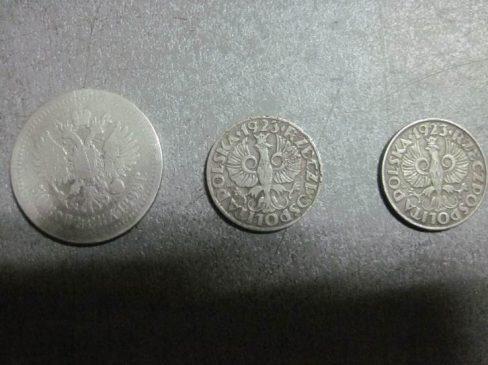 Россиянин пытался вывезти в РФ старинные монеты