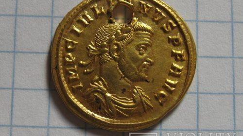 Ауреус Юлиана І 284-285