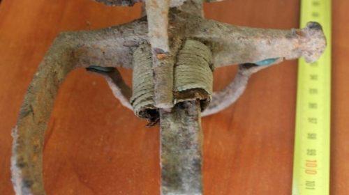 Гусарская сабля (конец 17 века)