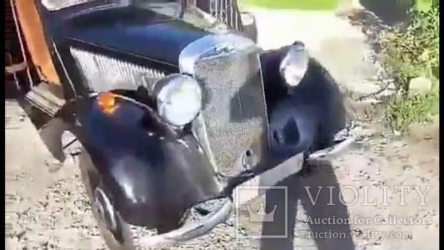 Mercedes-Benz 136