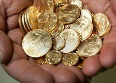 Кошелек с золотыми монетами отняли у посетителя McDonald's в московских Кузьминках