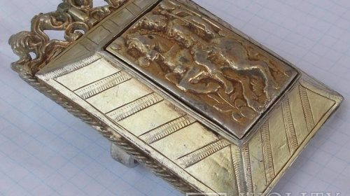 Пшерворский пояс 16-17 століття