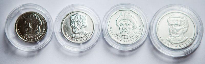 1, 2, 5 и 10 гривен станут лишь монетами