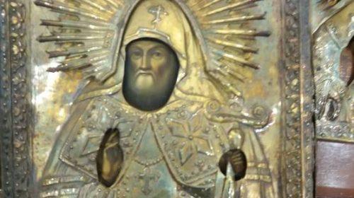 Икона Святой Мученик Иоан