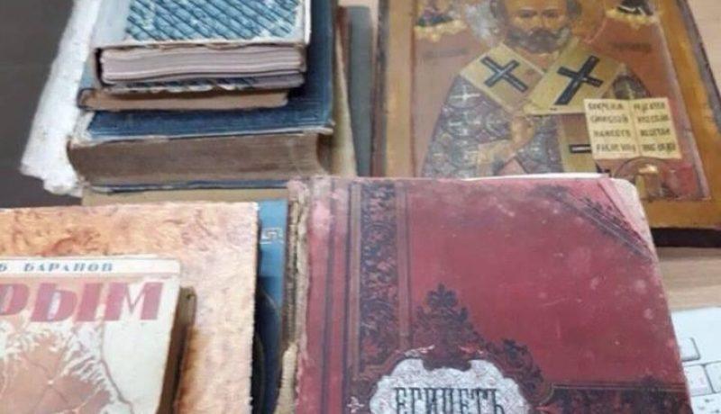 Из Беларуси не дали ввезти партию старинных книг