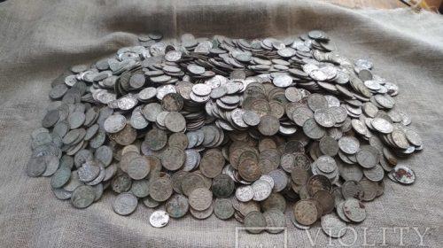 Монеты 1861 - 1916 гг (2276 шт)