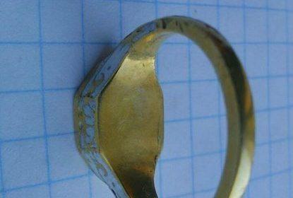 Перстень - Печать ( 16-17 ст)