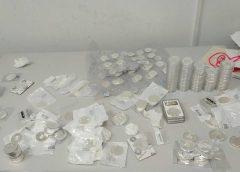 Таможенники не дали ввезти в Украину 357 современных серебряных монет и медалей