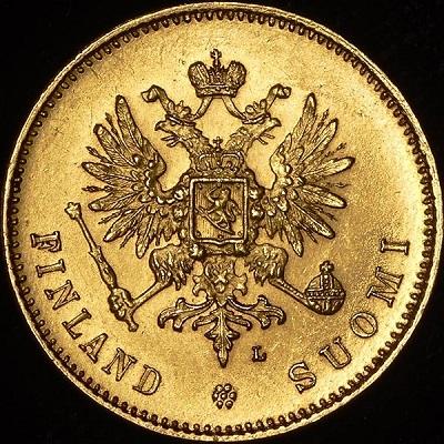 20 марок 1911 годаL