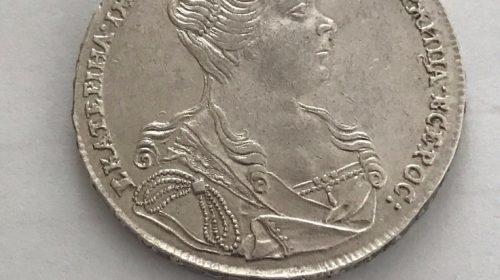 Рубль 1727