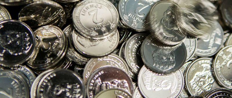 Каталог монет Украины