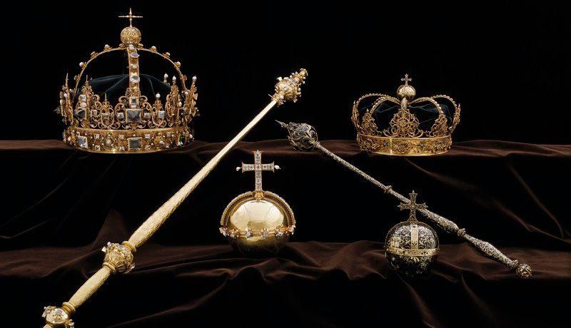 Король без короны. В Швеции продолжают искать похищенные регалии Карла IX