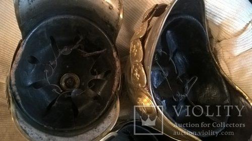 """Пикельхемы - (1813 г.), """"пикельхаубе"""", шлем - пикеля"""