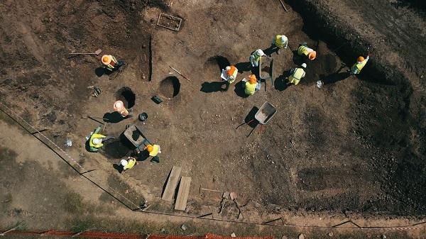 В Албании раскопали огромное средневековое кладбище