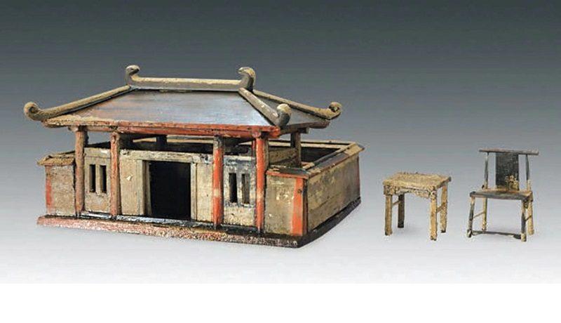 В Китае найшли 900-летнюю гробницу с 83 бронзовыми монетами