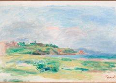 """В Вене украли картину Ренуара """"Залив, море, зеленые скалы"""""""