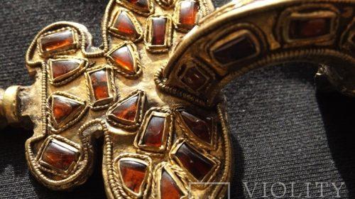 Фибула Готы 5 век н.э.