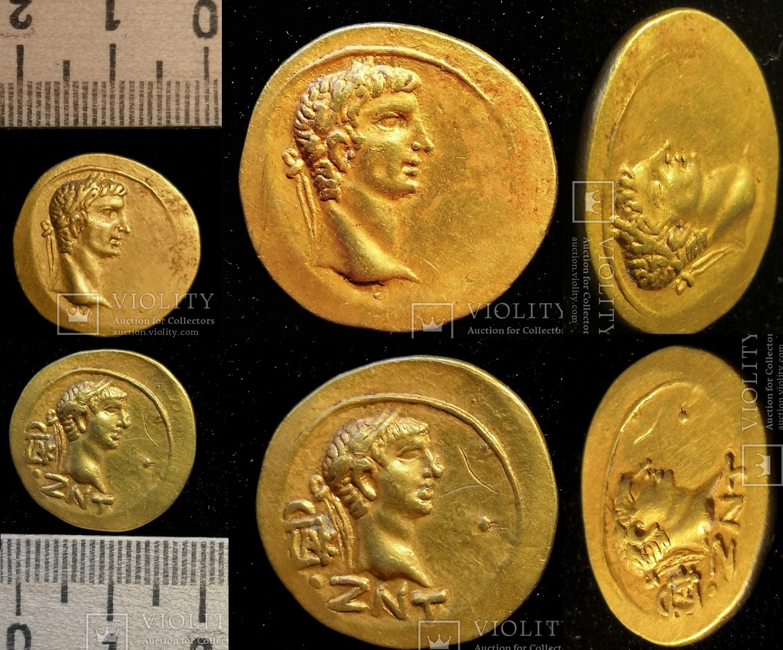Статер, Котис I, Золото, 60-61 год н.э. ZΝΤ (357 г. б. э.)