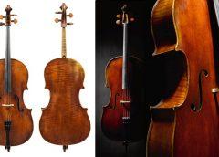 Виолончель работы Гваданини, принадлежавшая Ростроповичу, продана за 1,93 млн фунтов стерлингов
