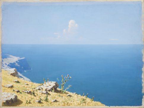"""Архип Куинджи (1842-1910) """"Море. Крым"""", 1890-е"""