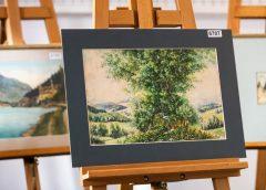 """С аукциона в Нюрнберге не смогли продать пять """"картин Гитлера"""". Их подлинность вызывает сомнение"""