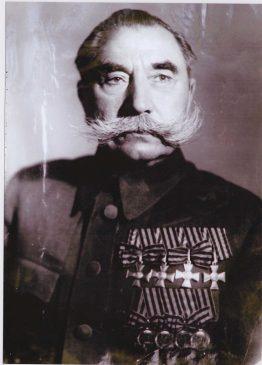 Командующий Первой конной армией РККА, трижды Герой СССР Семен Будённый
