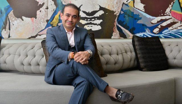 индийский бизнесмен Нирав Моди