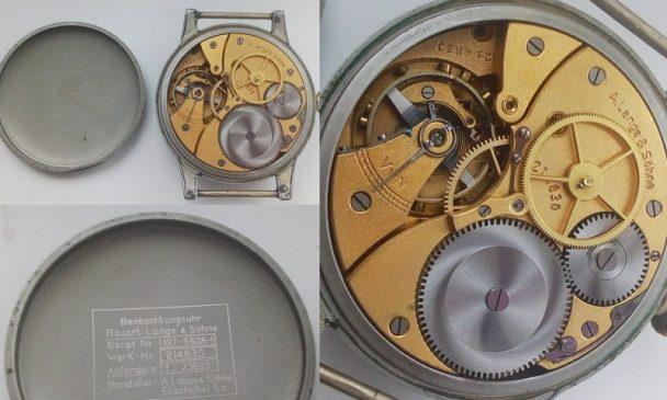 Часы Воздушного Наблюдателя Lange&Sohne