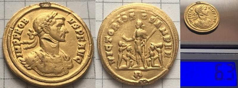 Ауреус Проба (276-282)