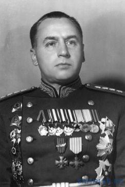 Генерал армии Алексей Антонов