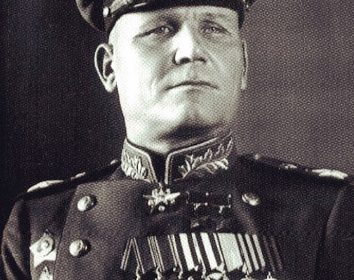 Иван Конев Маршал Советского Союза