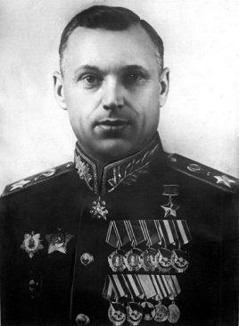 Константин Рокоссовский Маршал Советского Союза
