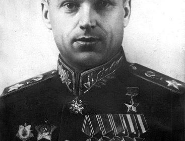 Маршал Советского Союза Константин Рокоссовский