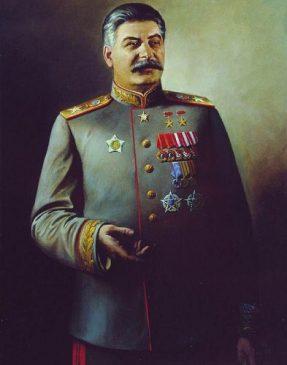 Верховный Главнокомандующий Вооруженными Силами СССР, Председатель Государственного комитета обороны, народный комиссар обороны СССР И.В. Сталин