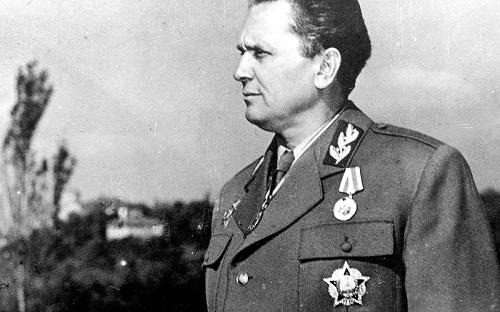 Маршал Югославии Иосип Броз Тито