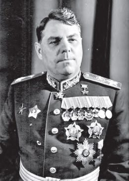 Маршал Советского Союза Александр Василевский