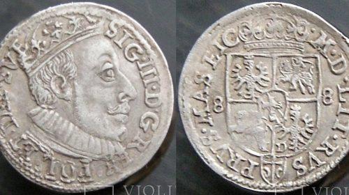 Трояк 1588 год