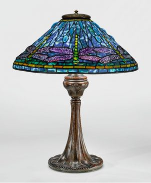 """""""DRAGONFLY"""" TABLE LAMP"""