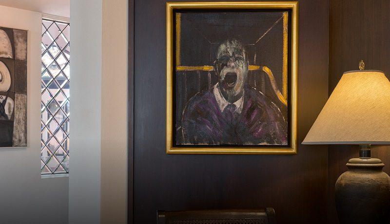 Картины Фрэнсиса Бэкона и Марка Ротко на аукционе Sotheby's преодолели рубеж в $50 млн