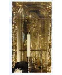 Ікона БОЖОЇ МАТЕРІ, 19 ст. У ніч на 16.11.2001 викрадена з ЦЕРКВИ КОРЕЦЬКОГО СВЯТО-ТРОЇЦЬКОГО МОНАСТИРЯ