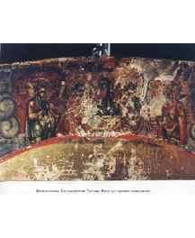 Ікона СЕРГІЙ РАДОНЕЖСЬКИЙ, 19 ст, вилучено під час здачі на експертизу, дата зникнення 26.02.2004