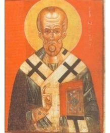 Ікона СВ. МИКОЛАЯ 20 ст, зникнення 03.11.2007 з Одещини