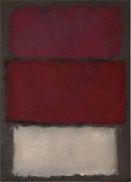 Без названия, 1960, Марк Ротко