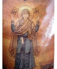 Ікона ПРЕСВЯТОЇ БОГОРОДИЦІ, ВИКРАДЕНО В М. УМАНЬ 30.03.1997